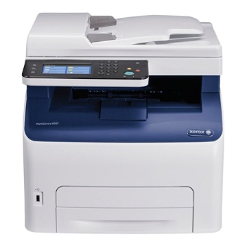 Xerox WorkCentre 6027NI Wireless Color Laser All In One Printer Scanner Copier And Fax By Office Depot OfficeMax