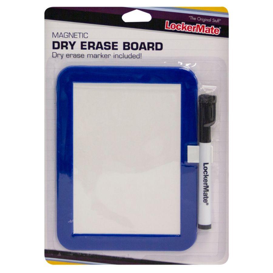LockerMate Locker Dry Erase Board BlackBlue By Office Depot U0026 OfficeMax