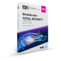 Bitdefender Total Security 2018 2 Year / 5 PCs (Download)
