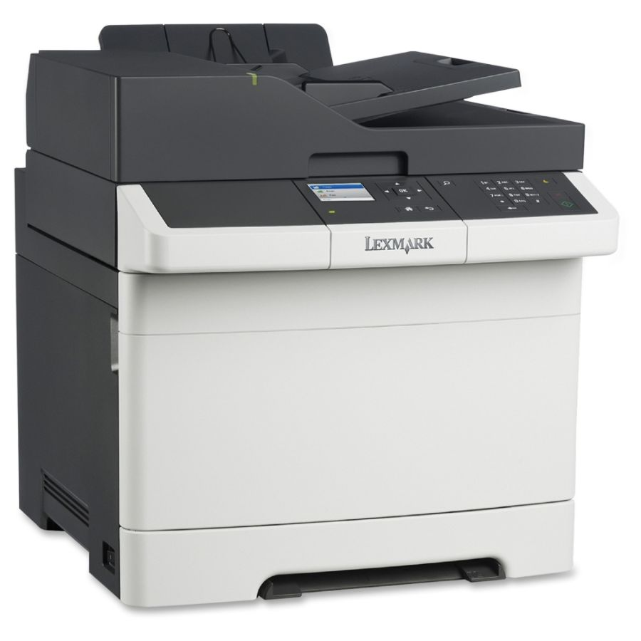 lexmark cx310dn color laser all in one printer copier scanner by