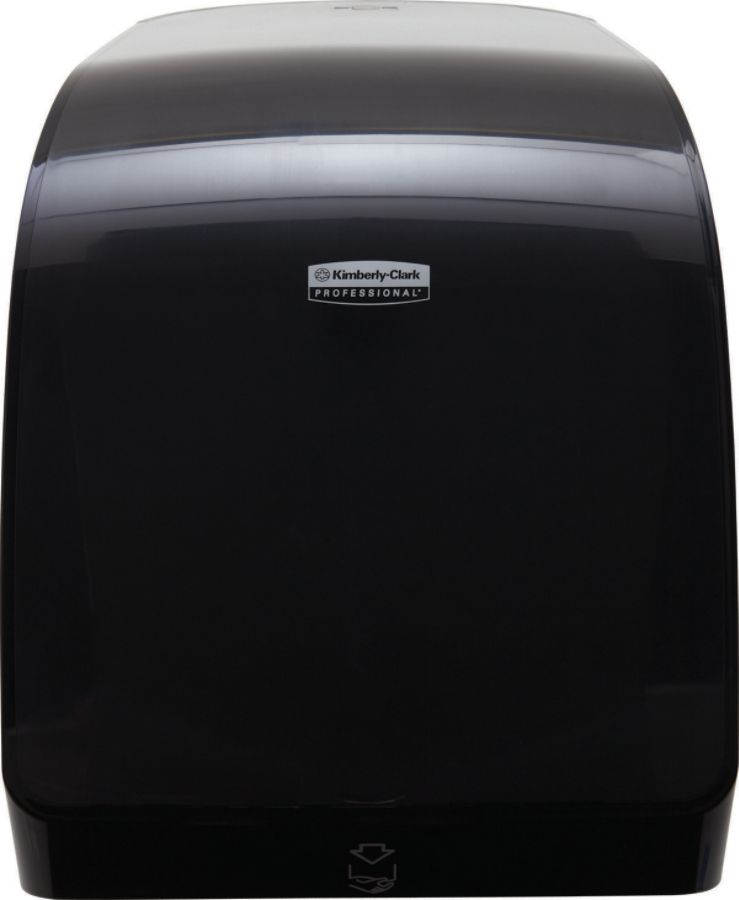Kimberly Clark M Series Paper Towel Dispenser 9 38 X 13 116 X 17 78 Black  By Office Depot U0026 OfficeMax