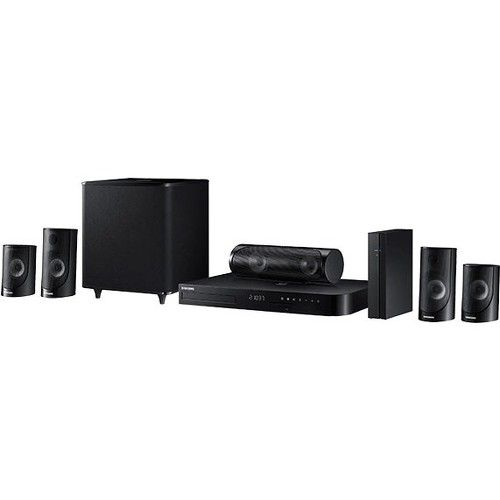 office speaker system. samsung ht j5500w 51 3d home theater system 1000 w rms blu ray disc player by office depot u0026 officemax speaker