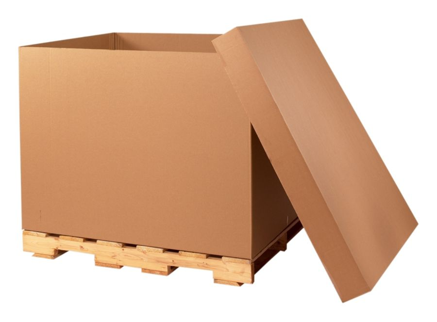 office depot brand gaylord corrugated cartons 48 x 40 x 36 pack of
