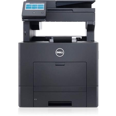 Dell S3845cdn Laser Multifunction Printer Color Plain Paper Print