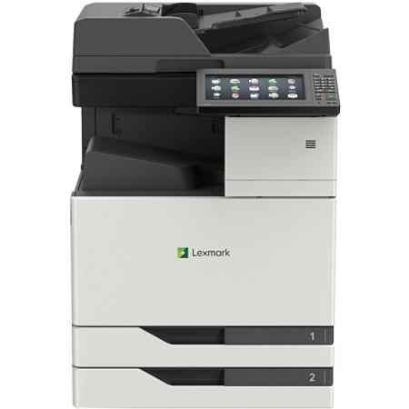 Lexmark CX920 CX922de Laser Multifunction Printer Color Plain