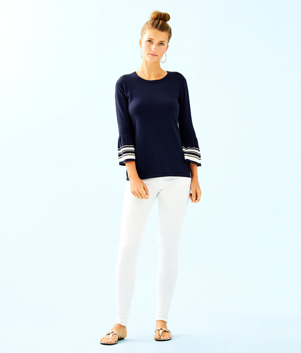 Callee Sweater, True Navy, large