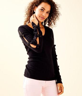 Edina Sweater, Onyx, large 0