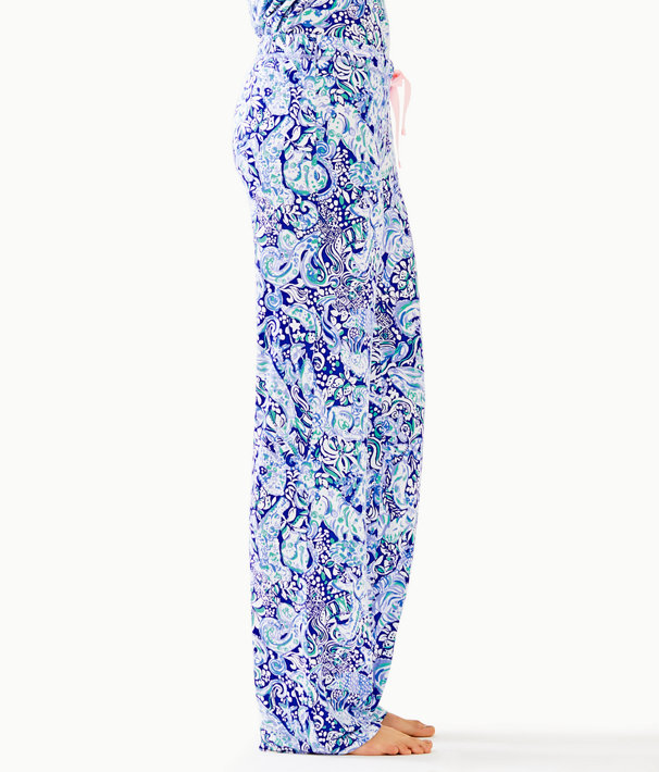 """30"""" Pj Knit Pant, Royal Purple 60 Animals, large"""