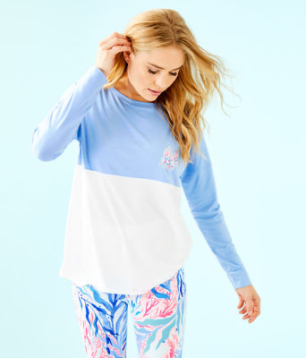 Finn Top, Blue Peri, large