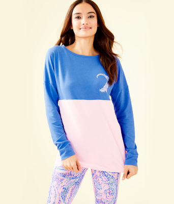Finn Top, Coastal Blue, large