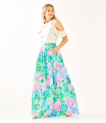 Bobbi Skirt, Multi Bohemian Queen, large