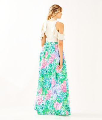 Bobbi Skirt, Multi Bohemian Queen, large 1