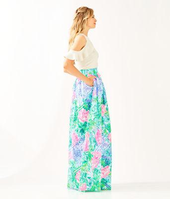 Bobbi Skirt, Multi Bohemian Queen, large 2