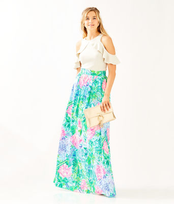 Bobbi Skirt, Multi Bohemian Queen, large 3