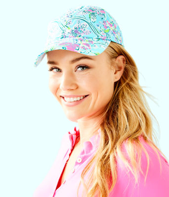 Run Around Hat, Bali Blue Sway This Way Accessories Small, large