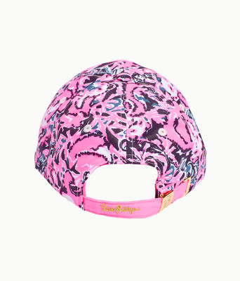 Run Around Hat, Hibiscus Pink Hangin With My Boo Accessories Small, large 1