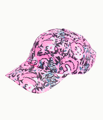 Run Around Hat, Hibiscus Pink Hangin With My Boo Accessories Small, large 2