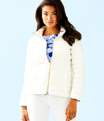 2 In 1 Haisley Puffer Jacket/Vest, , large