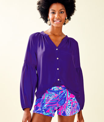 Anela Top, Royal Purple, large 0