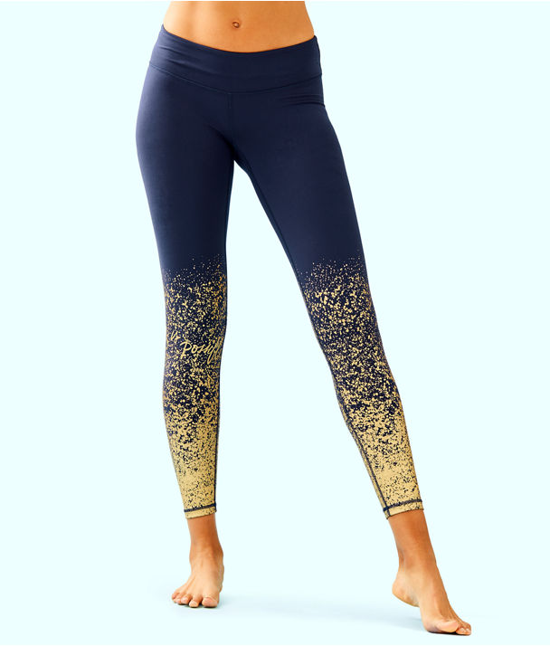 "UPF 50+ Luxletic 26"" Weekender Legging, True Navy Anything Is Possible Engineered Luxletic, large"