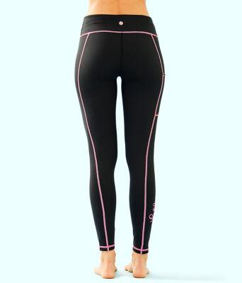 """UPF 50+ Luxletic 26"""" Weekender Legging, Onyx, large 1"""