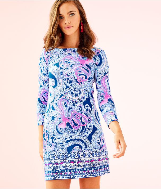UPF 50+ Sophie Dress, Blue Grotto Legga Sea Engineered Sophie Dress, large