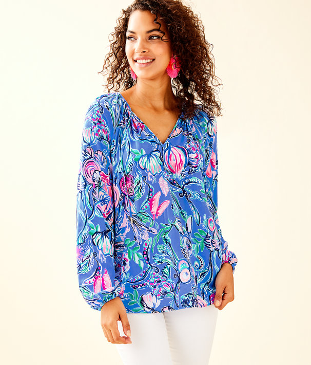 Willa Tunic, Multi Back To Our Roots, large