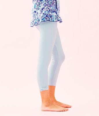 Girls Maia Legging, Crew Blue, large 2