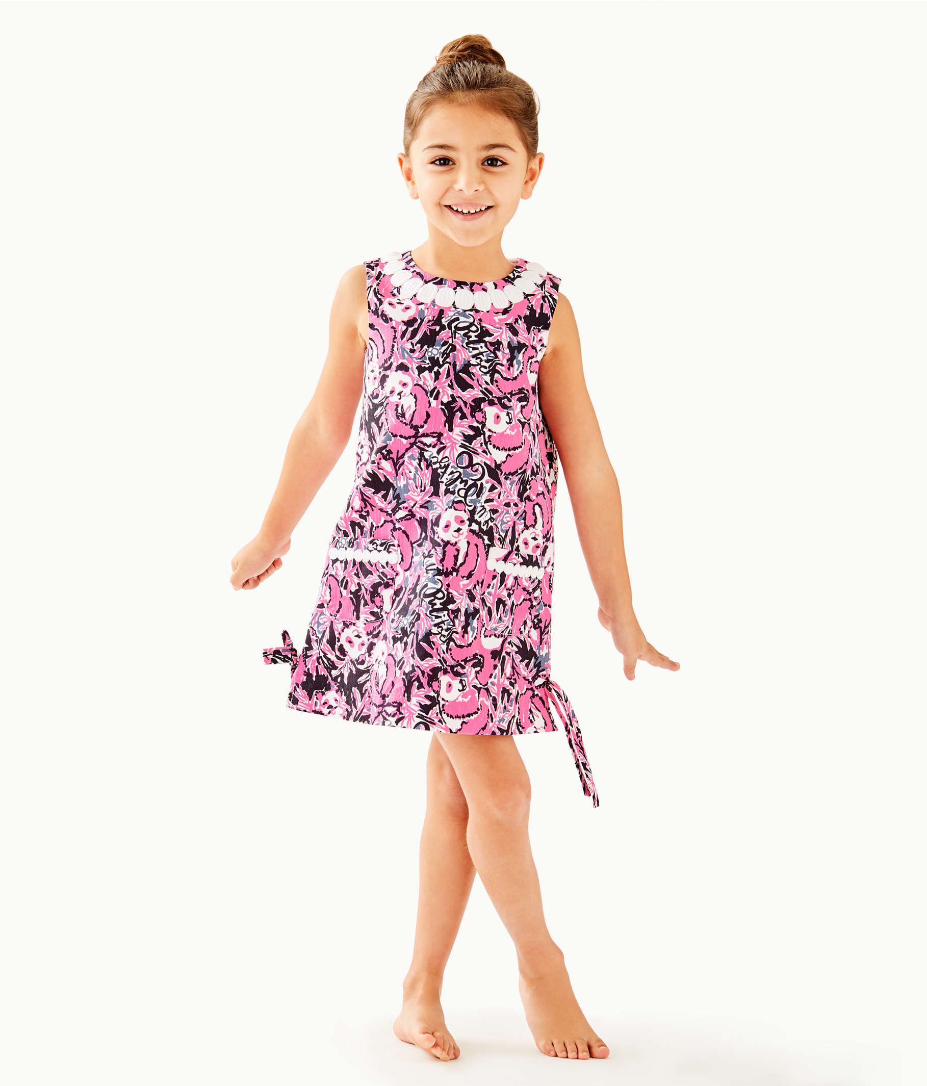 cd696aa8d Girls Little Lilly Classic Shift Dress