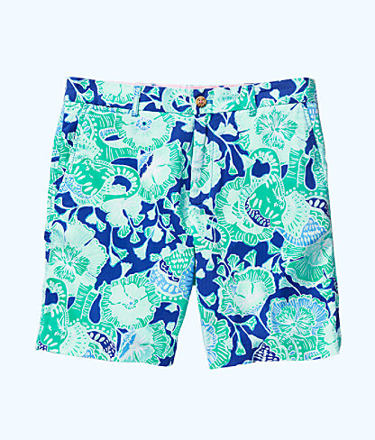Mens Beaumont Short, Bright Agate Green Mint To Be, large