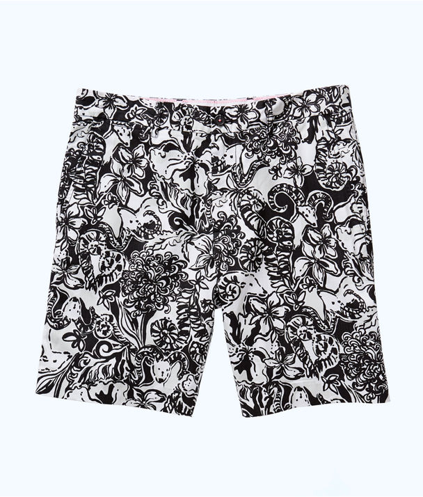 Mens Beaumont Short, Onyx With A Twist, large