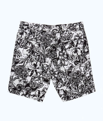 Mens Beaumont Short, Onyx With A Twist, large 1