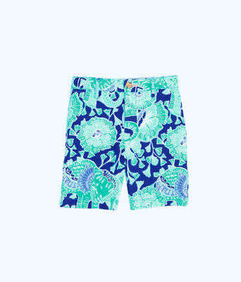 Boys Beaumont Short, Bright Agate Green Mint To Be, large