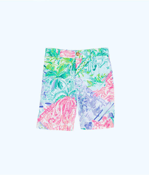 Boys Beaumont Short, Multi Bohemian Queen, large