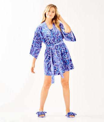 Elaine Robe, Coastal Blue Whispurr, large 3