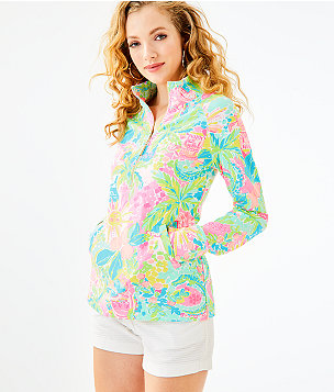 UPF 50+ Skipper Popover, Multi Sunshine State Of Mind, large