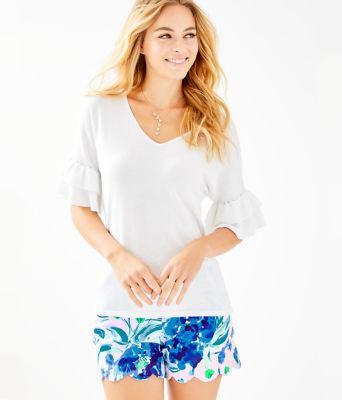 Kresta Coolmax Sweater, Resort White, large 0