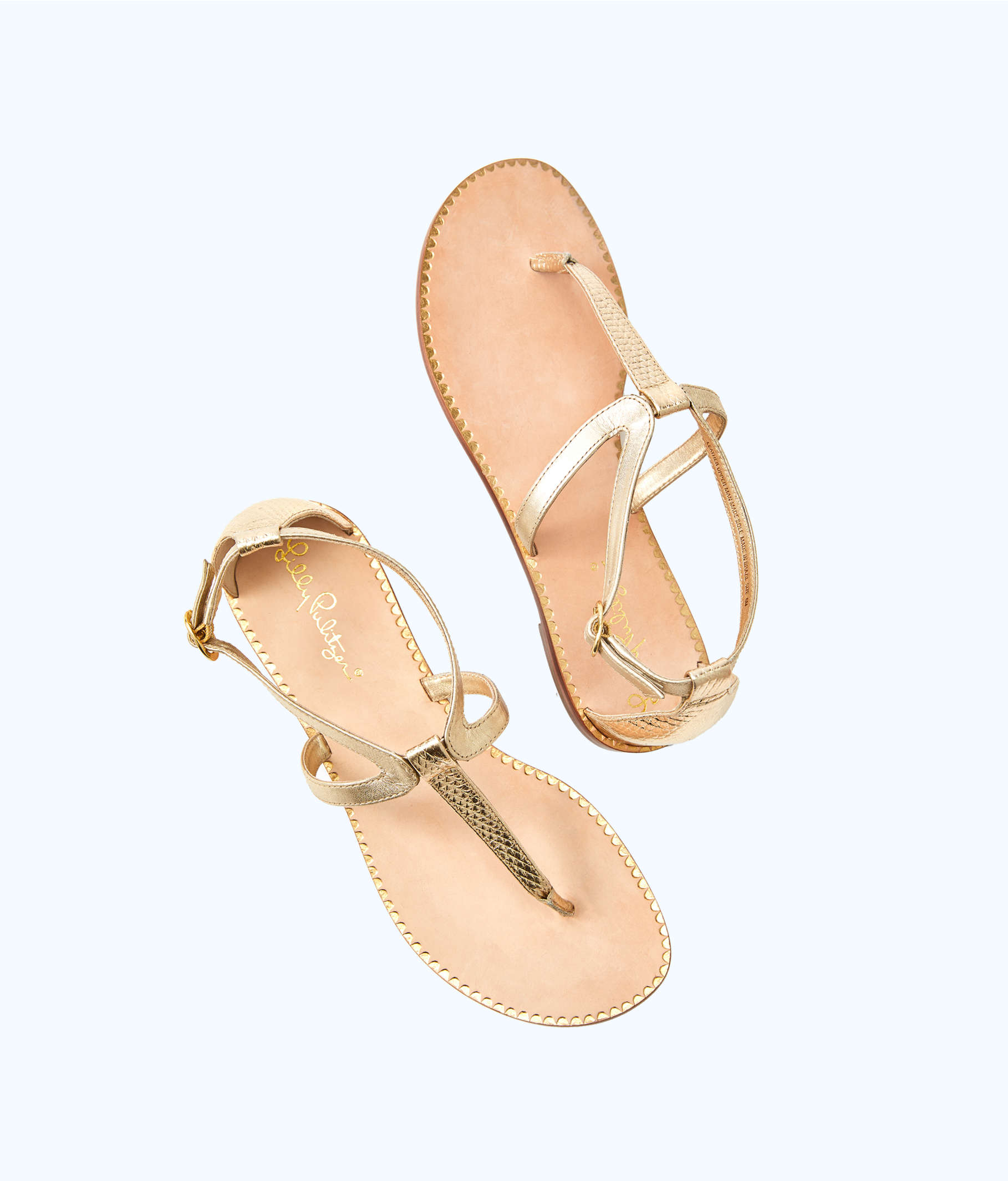 450302e44 Heather T-Strap Sandal