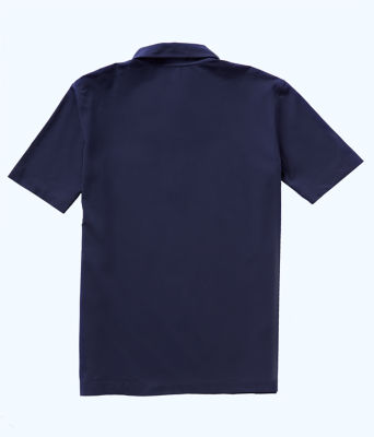 Mens Polo Shirt, True Navy, large 1