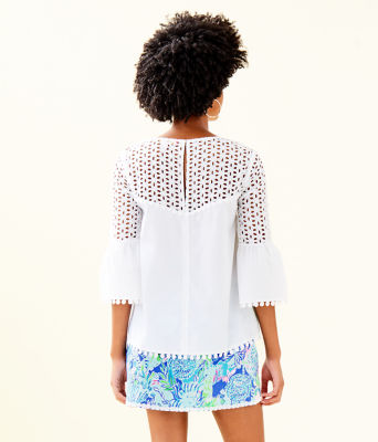 Chandler Top, Resort White, large 1