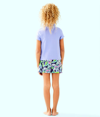 Girls Thierry Polo, Blue Hyacinth, large 1