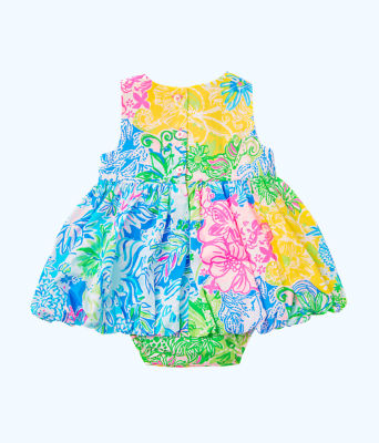 Baby Britta Bubble Dress, Multi Cheek To Cheek, large 1