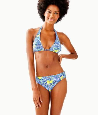 Blossom Bikini Bottom, Resort White Zest For Life Swim, large 0