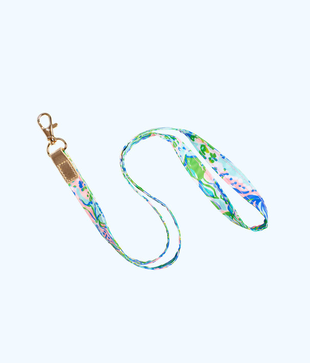 Lilly Lanyard, Multi Feline Good Accessories Small, large