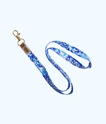 Lilly Lanyard, Royal Purple 60 Animals Accessories Small, large
