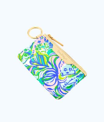 Key ID Card Case, Multi Feline Good Accessories Small, large