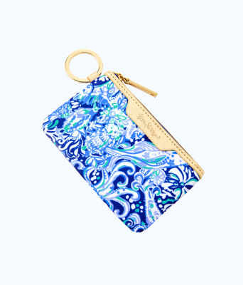 Key ID Card Case, Royal Purple 60 Animals Accessories Small, large