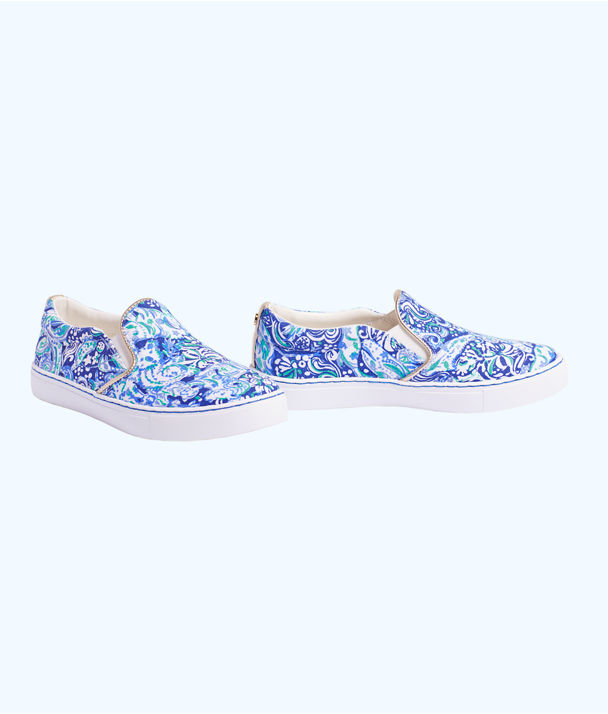 Julie Sneaker, Royal Purple 60 Animals Accessories Small, large
