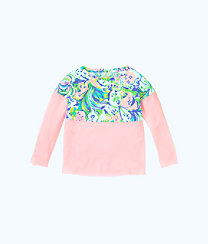 Girls Mini Finn Top, , large