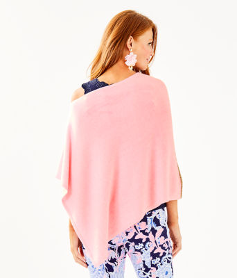 Corby Wrap, Coral Reef Tint Heather, large 1